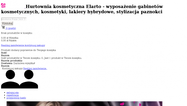 bb6d8fd19cfc3 Darmowy audyt online dla strony elarto.pl - ocena 3+, SEO wynik 54