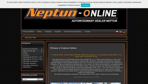 347154a75c2d0 Darmowy audyt online dla strony neptun-online.pl - ocena 3+, SEO ...